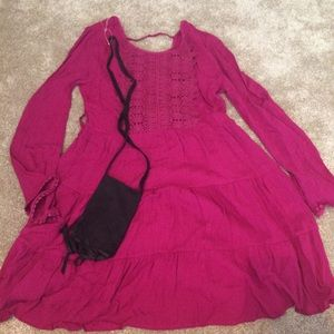 Beautees - Size 12 - Dress with purse